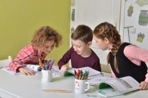 Дневные занятия испанского языка для детей