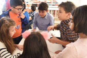 Разговорный клуб испанского языка для детей